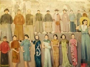 The Fashion Trend Of Chinese Clothing Throughout History